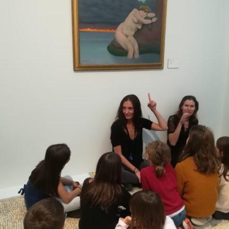Image du projet En quête de sens au musée. Culture accessible